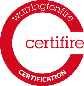 Warringtonfire certificate