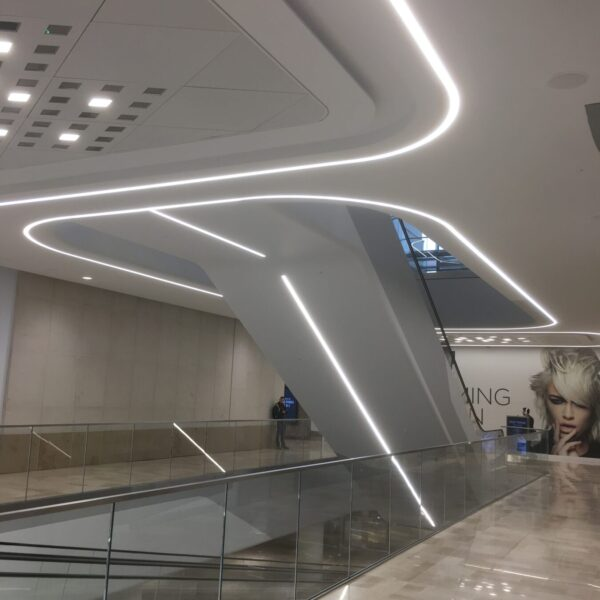 Westfield shopping centre, White City, London -