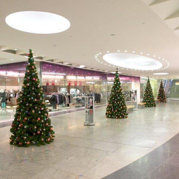 Canary Wharf Mall, London