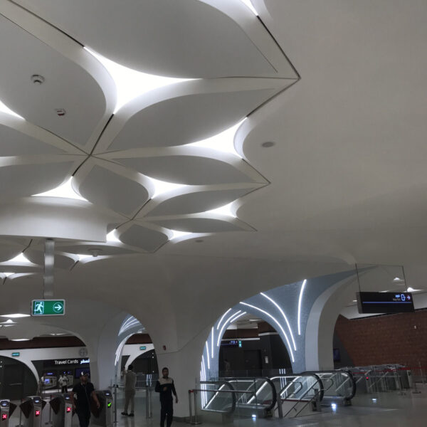 Qatar Rail Metro Stations